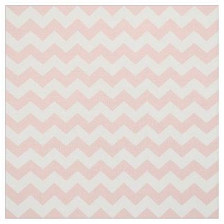 Rose Quartz Pink 2016 Chevron Zigzag Pattern Fabric