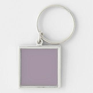 Rose Quartz Solid Color Keychains