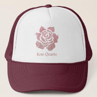 Rose Quartz Trucker Hat