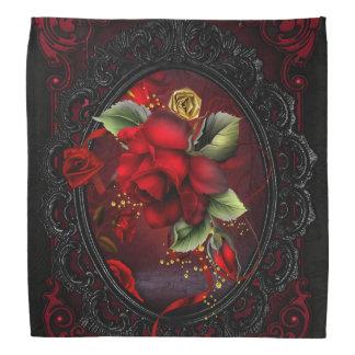 Rose Red Bandannas