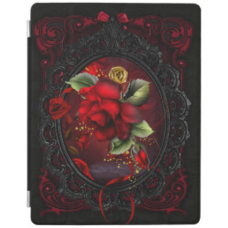 Rose Red iPad Cover