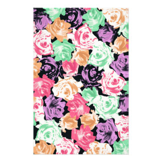Rose Red Petals Lovely rose king of flowers beauti Stationery Paper