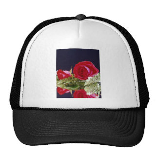 Rose reflections flowers hats