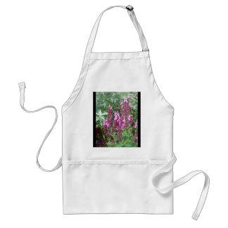 Rose Salvia Standard Apron