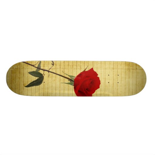 Rose Skateboard Pro