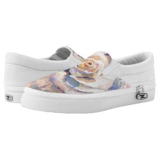 Rose Slip-On Shoes