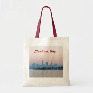 Rose Sunset (Cleveland, OH) Tote Bag