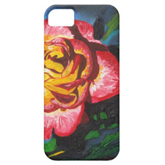 Rose - Sweet and Somber iPhone 5 Cases
