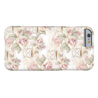 Rose&Tea phone case