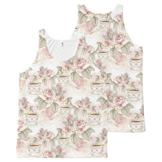 Rose&Tea shirt