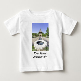 Rose Tower Madison Wisconsin Baby T-Shirt