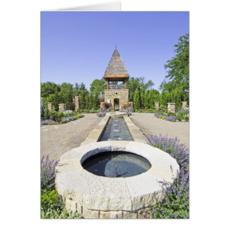 Rose Tower Madison Wisconsin Card