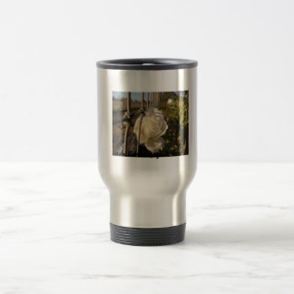 Rose Travel coffee cup