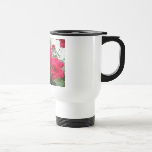 Rose Trio Coffee Mugs