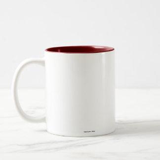 Rose Two-Tone Mug