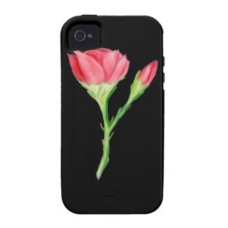 Rose Vibe iPhone 4 Case