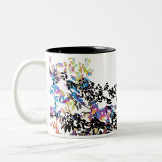 Rose Vine Coffee Mug