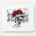 Rose water1_1 mouse pad