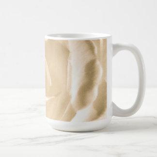 Rose White Mugs