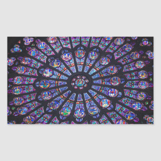cathedral stained glass window stickers