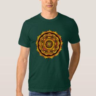 Rose Yantra Tshirt
