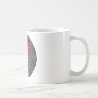 Rose Yin Yang Basic White Mug