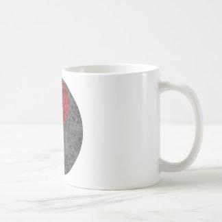 Rose Yin Yang Basic White Mug