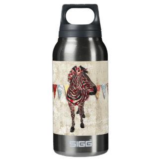 Rose Zebra  Liberty Bottle