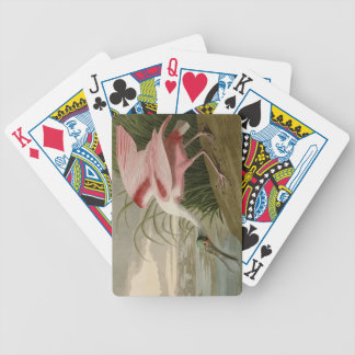 Roseate Spoonbill Playing Cards