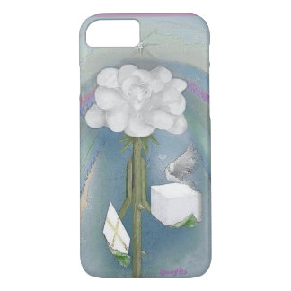 Rosegifts Dove Rose iPhone 7 case