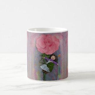 Rosegifts Ragdoll Rose Mug. Coffee Mug