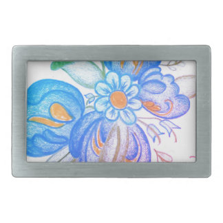 Rosemal by Neeter Rectangular Belt Buckles
