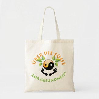 Rosemarie's Wohlfühl Oase Baumwolle Einkaufstasche Budget Tote Bag