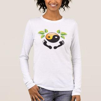 Rosemarie's Wohlfühl Oase Frauen Langhülse T-shirt