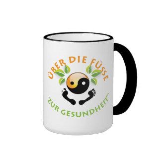 Rosemarie's Wohlfühl Oase Ring-Becher (0,45L) Ringer Mug