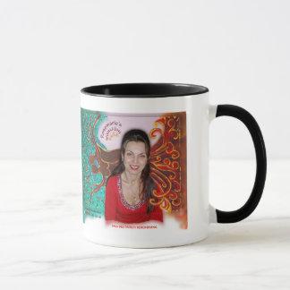 Rosemarie's Wohlfühl Oase Ring-Becher 3 (0,3L) Mug