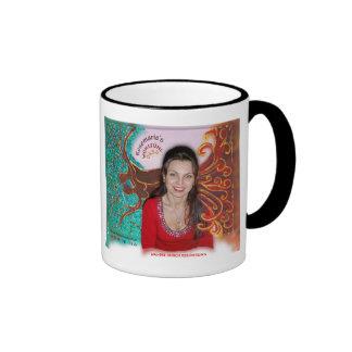 Rosemarie's Wohlfühl Oase Ring-Becher 3 (0,3L) Ringer Mug
