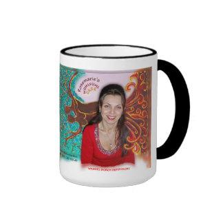 Rosemarie's Wohlfühl Oase Ring-Becher 3 (0,45L) Ringer Mug