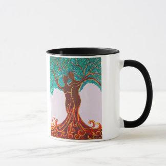 Rosemarie's Wohlfühl Oase Ring-Becher 4 (0,3L) Mug
