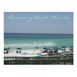 Rosemary Beach Florida Postcard