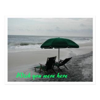 Rosemary Beach for 2 Postcard