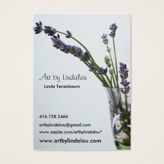 Rosemary Business Card