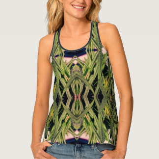 Rosemary Tapestry Tank Top