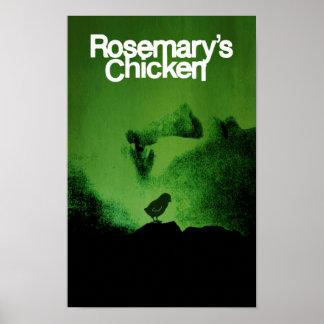 ROSEMARY'S CHICKEN POSTER