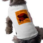 Rosen Röschen Haustier T-shirt