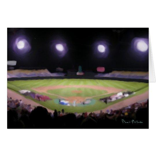 Rosenblatt Stadium Card