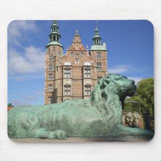 Rosenborg Palace, Copenhagen, Denmark Mouse Mat