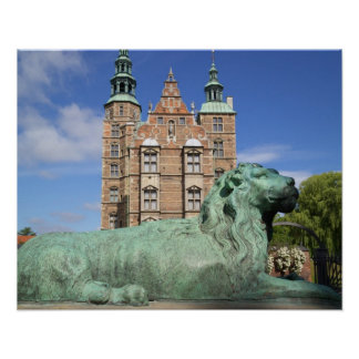 Rosenborg Palace, Copenhagen, Denmark Poster