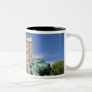 Rosenborg Palace, Copenhagen, Denmark Two-Tone Coffee Mug