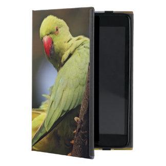 Roseringed Parakeet,Keoladeo National Park, Cover For iPad Mini